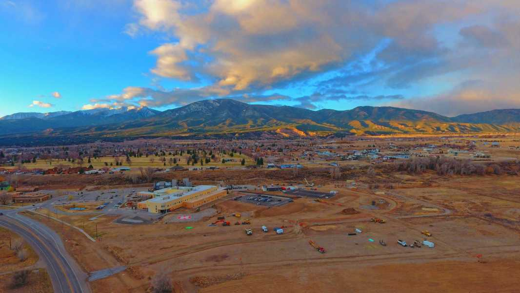 Drone Photo Salida CO