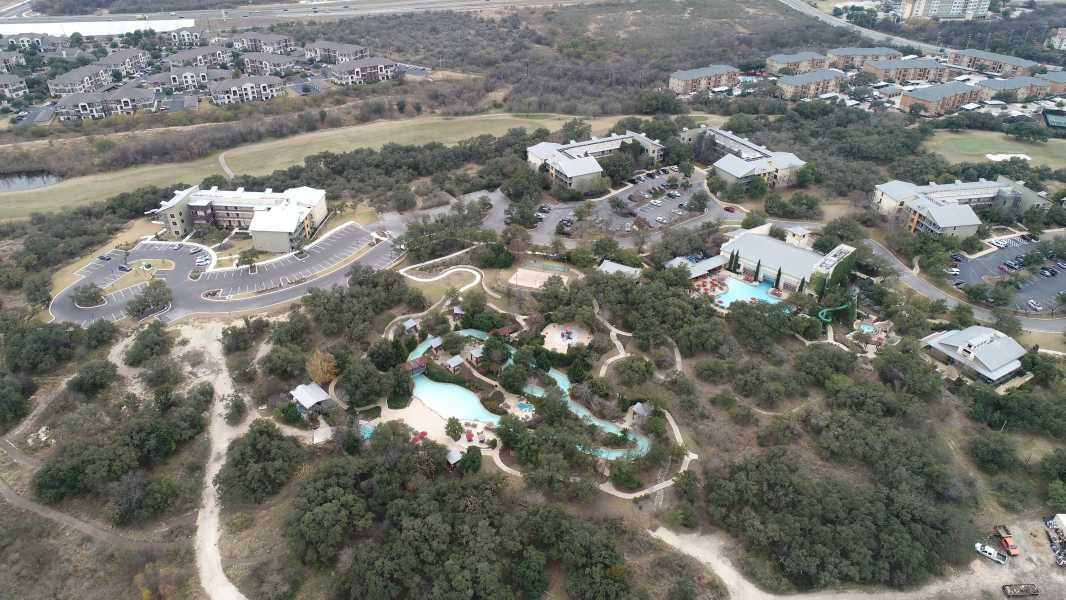 Drone Photo San Antonio TX