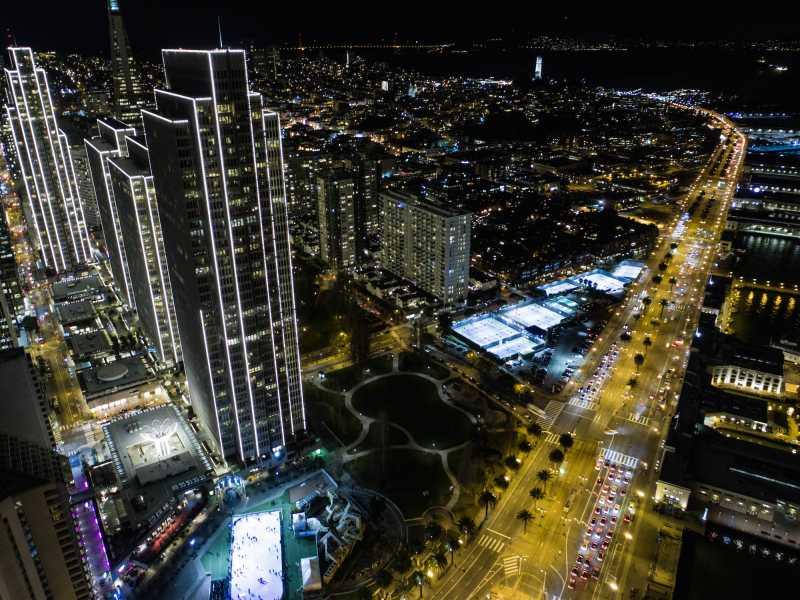Drone Photo San Francisco CA