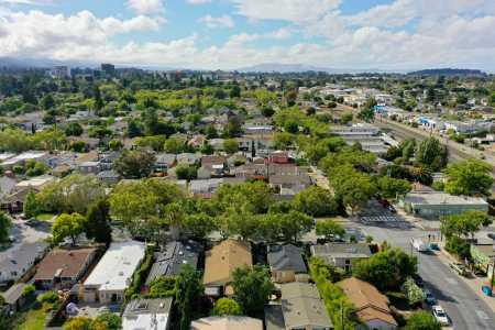 Drone Photo San Jose CA