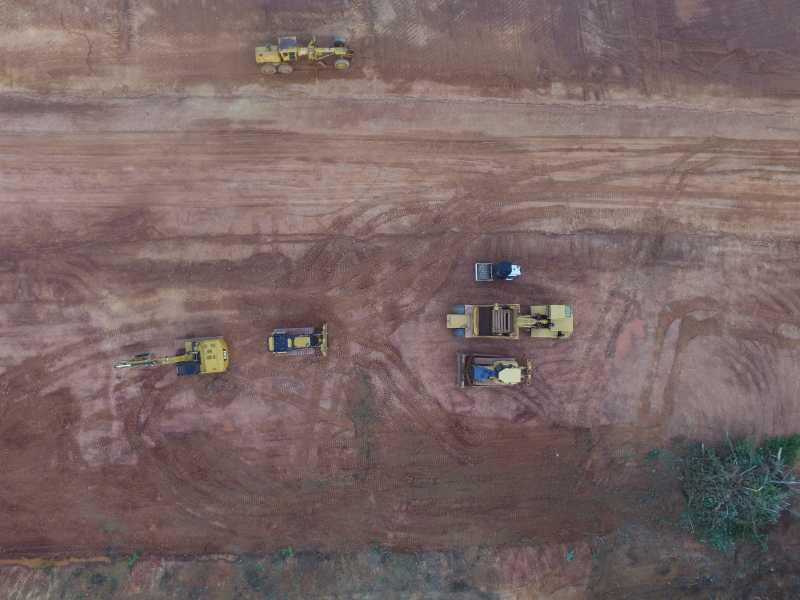 Drone Photo Sanford NC