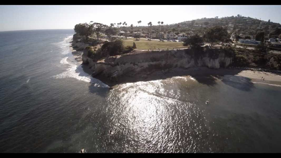 Drone Photo Santa Barbara CA