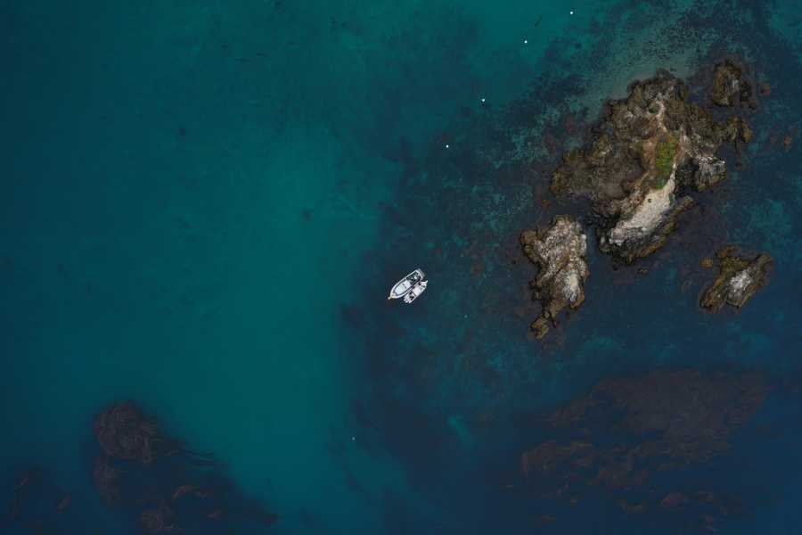 Drone Photo Santa Catalina Island Ca