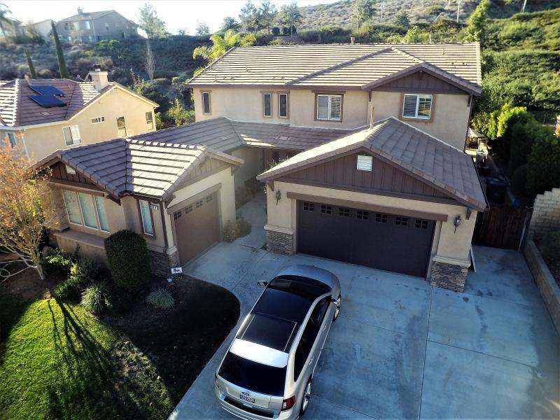 Drone Photo Santa Clarita CA