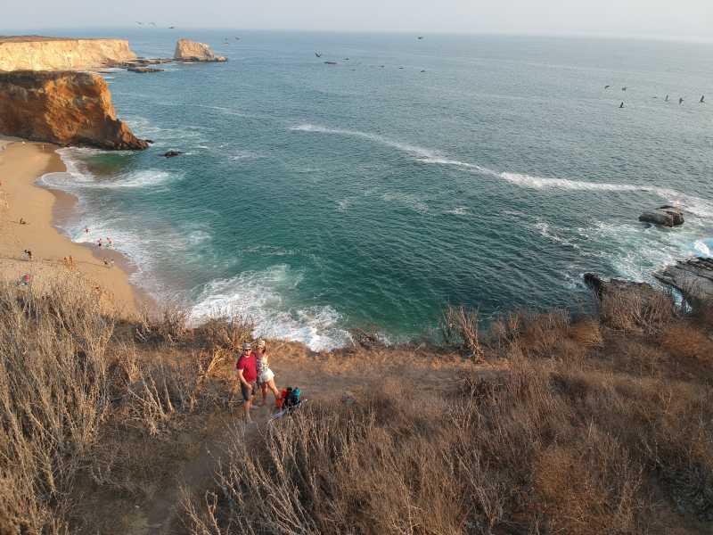 Drone Photo Santa Cruz CA