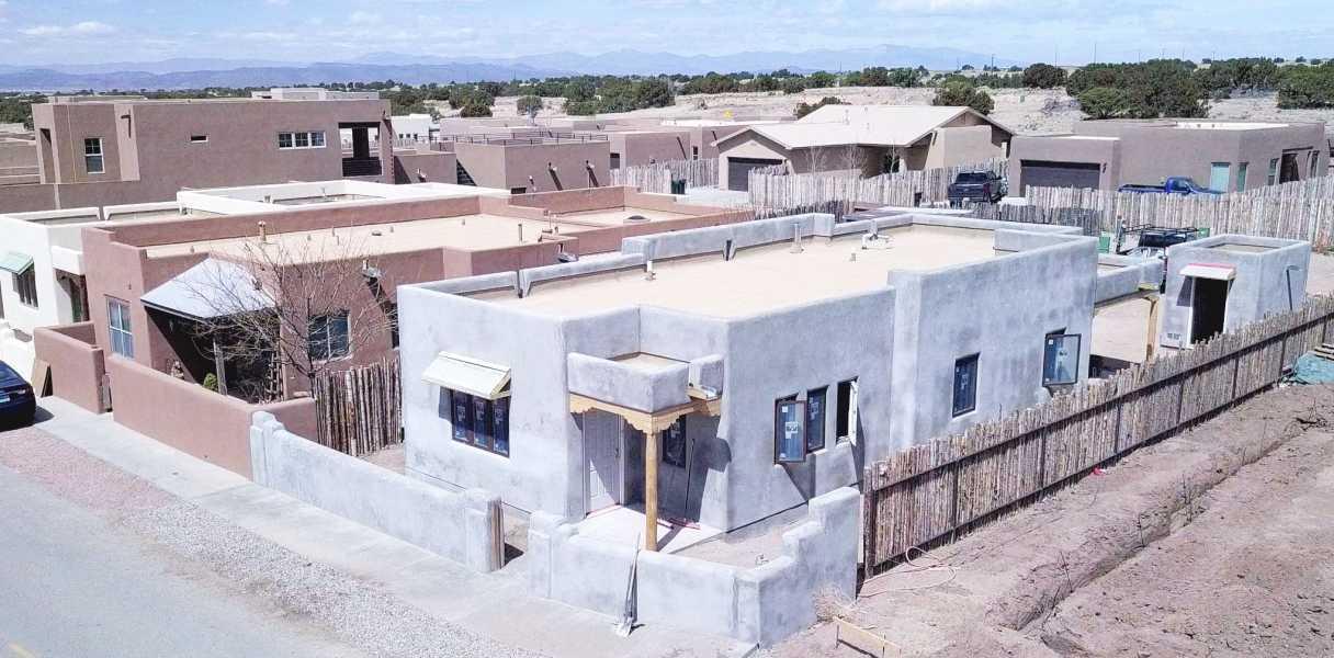 Drone Photo Santa Fe NM