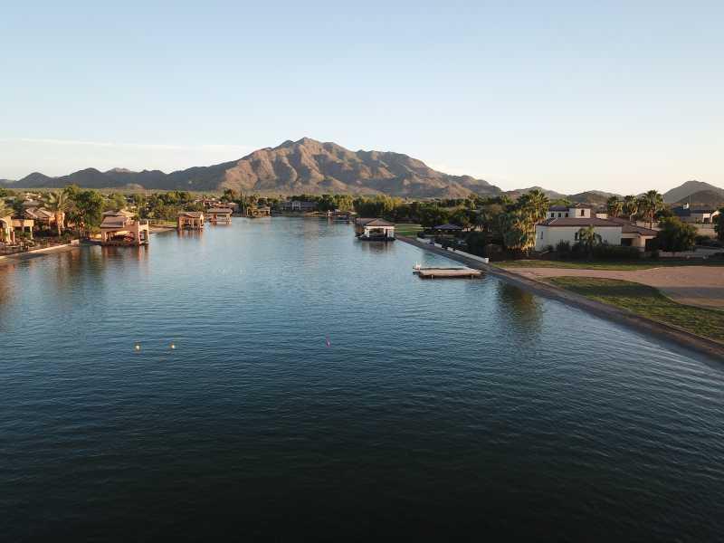 Drone Photo Santan AZ
