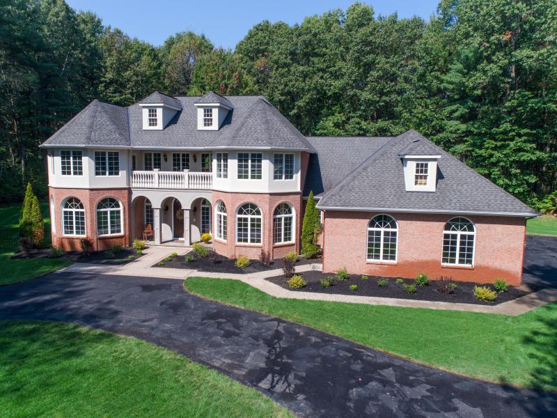 Drone Photo Saratoga Springs NY