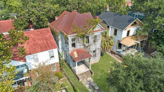 Drone Photo Savannah GA