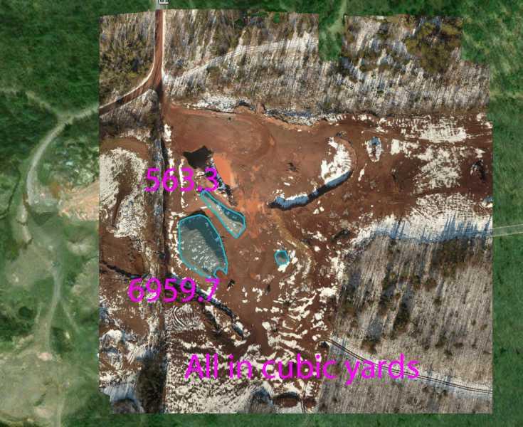 Drone Photo Saxon WI