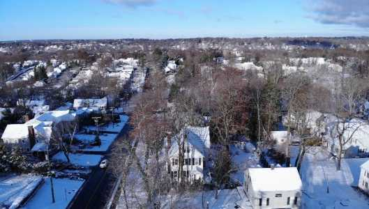 Drone Photo Scarsdale NY