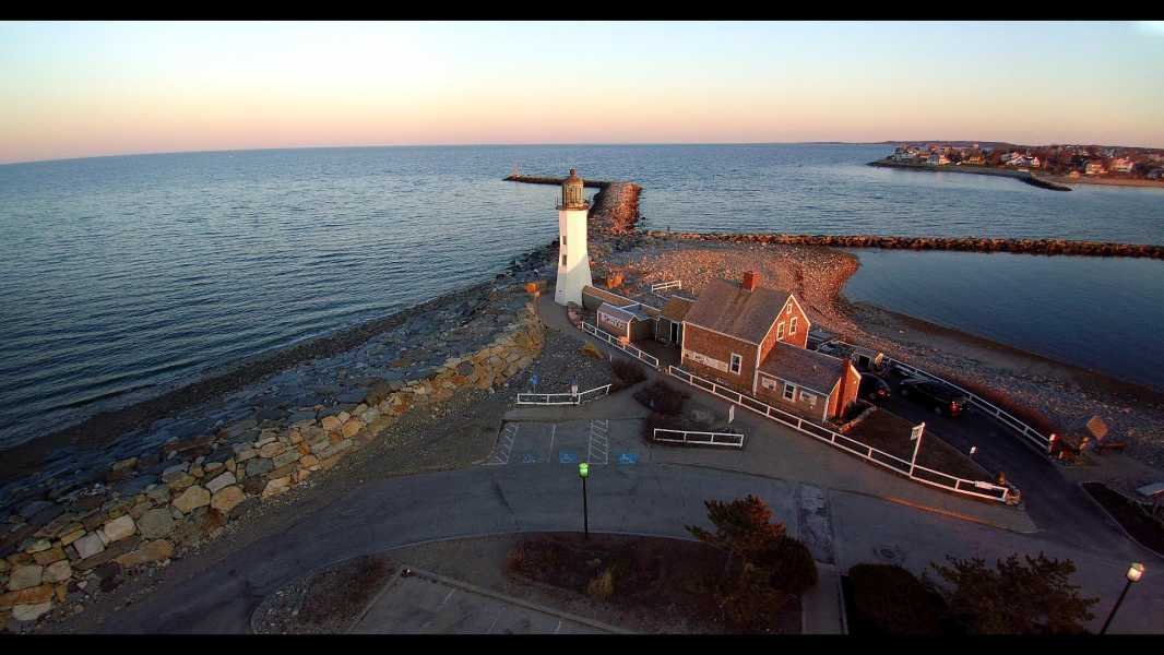 Drone Photo Scituate MA