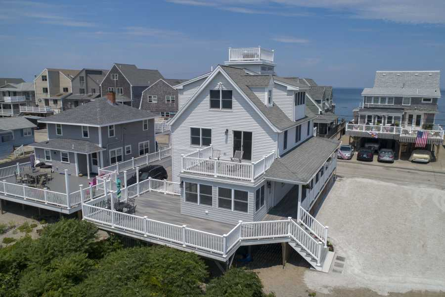 Drone Photo Scituate MA