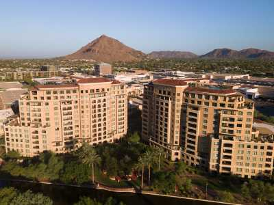 Drone Photo Scottsdale AZ