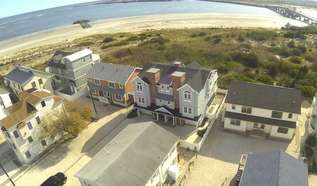 Drone Photo Sea Isle City NJ