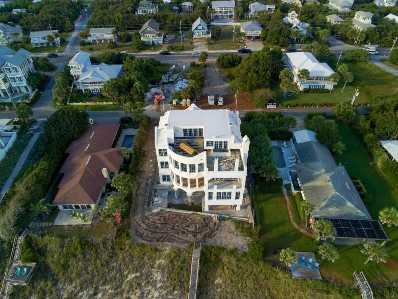 Drone Photo Seacrest FL