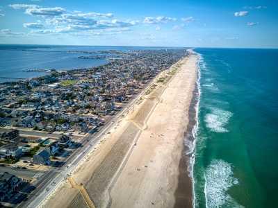 Drone Photo Seaside Park NJ