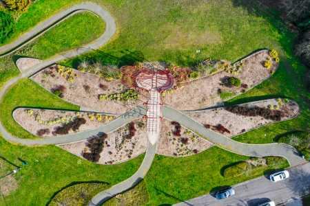 Drone Photo Seattle WA