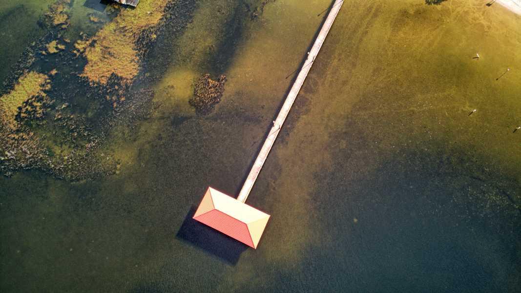 Drone Photo Sebring FL