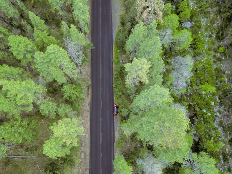 Drone Photo Sedona AZ