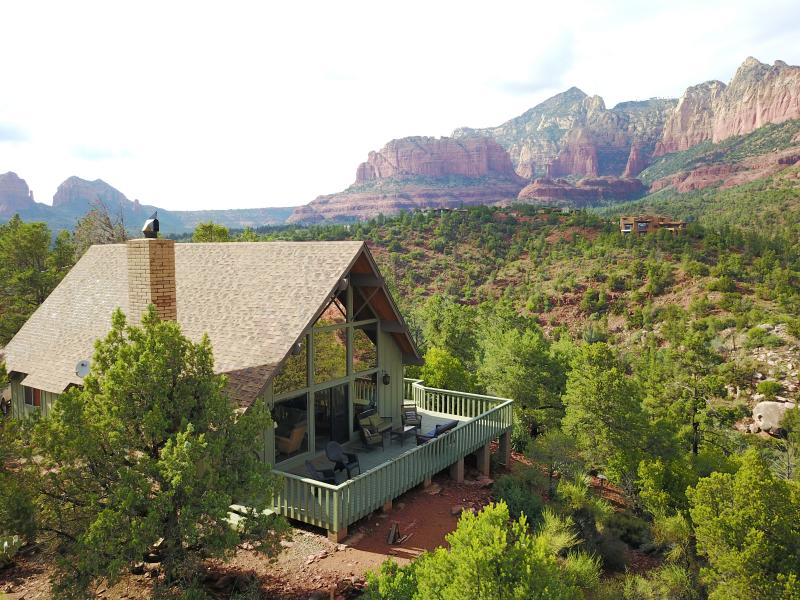Drone Photo Sedona AZ