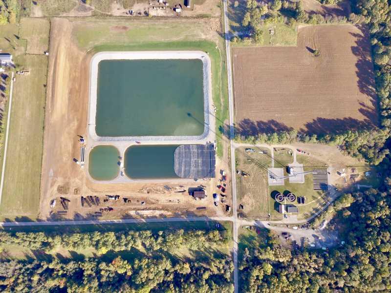 Drone Photo Sesser IL