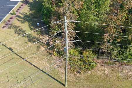 Drone Photo Sharpsburg GA