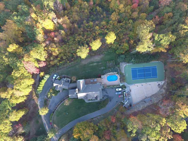 Drone Photo Sherman CT