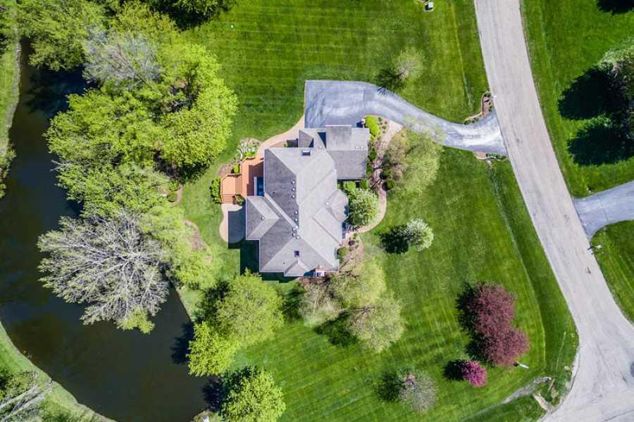 Drone Photo Shorewood IL