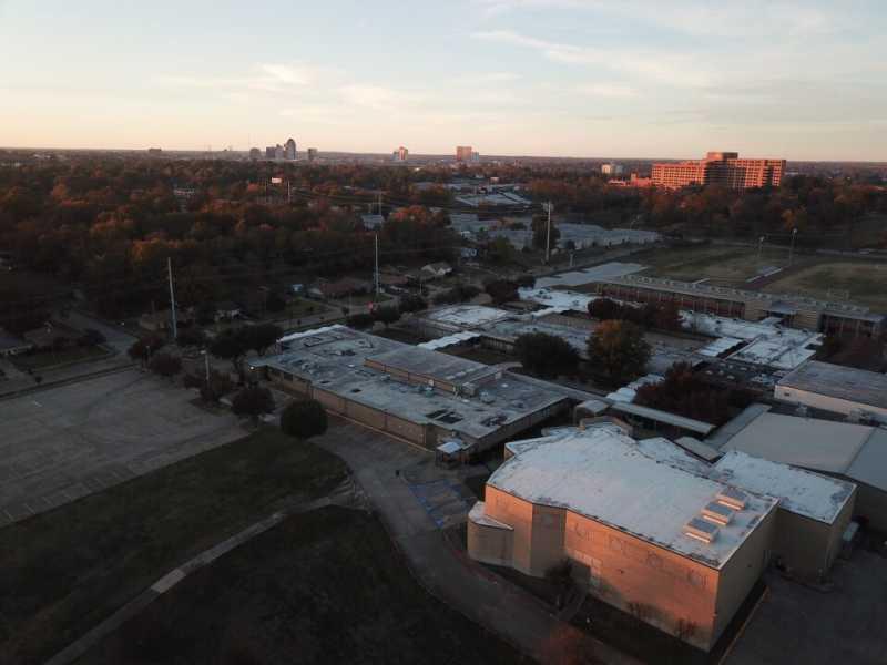 Drone Photo Shreveport LA