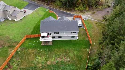 Drone Photo Snohomish WA