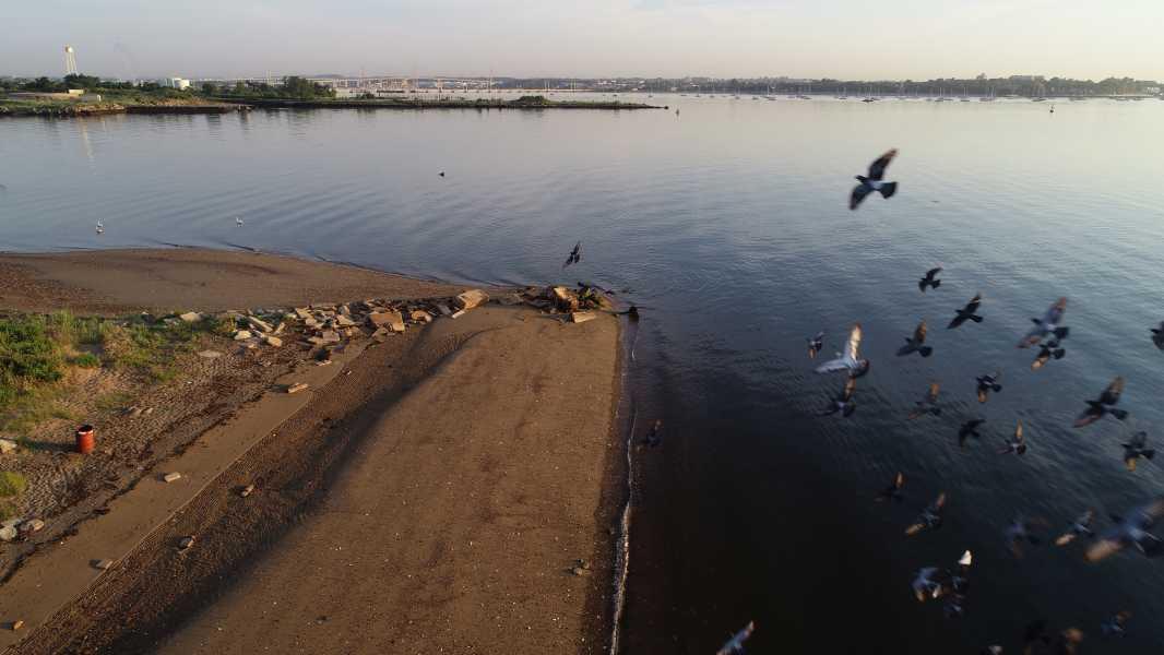 Drone Photo South Amboy NJ