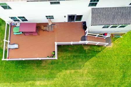 Drone Photo South Brunswick Township NJ