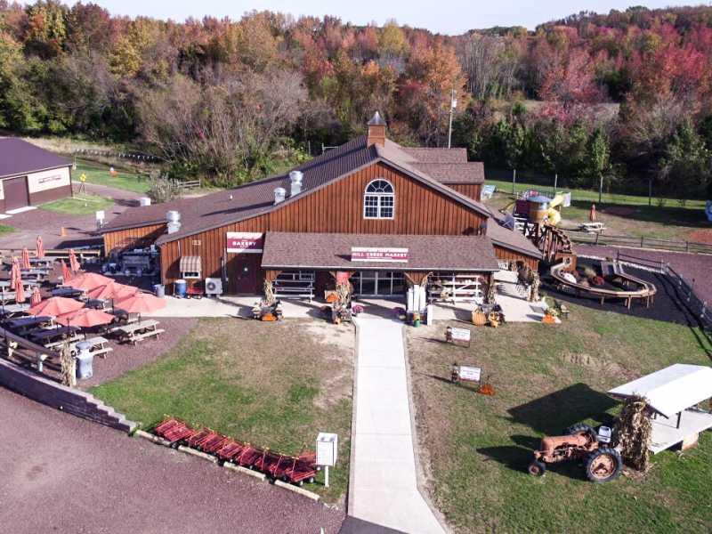 Drone Photo South Harrison Township NJ