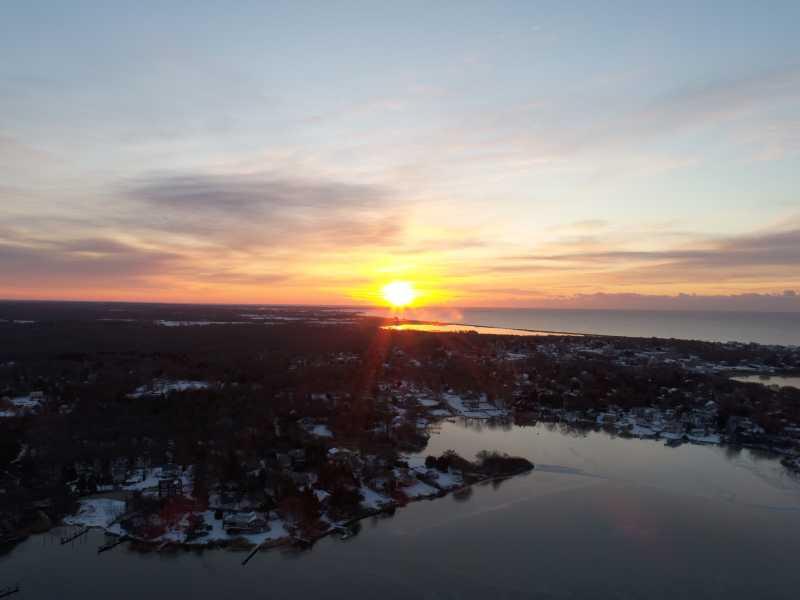 Drone Photo South Kingstown RI