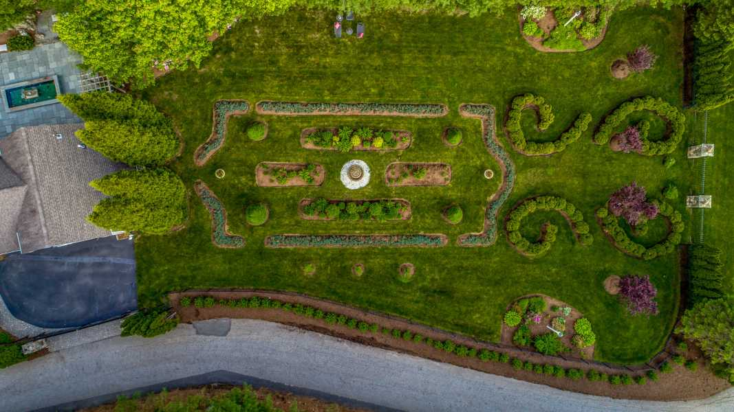 Drone Photo Southborough MA