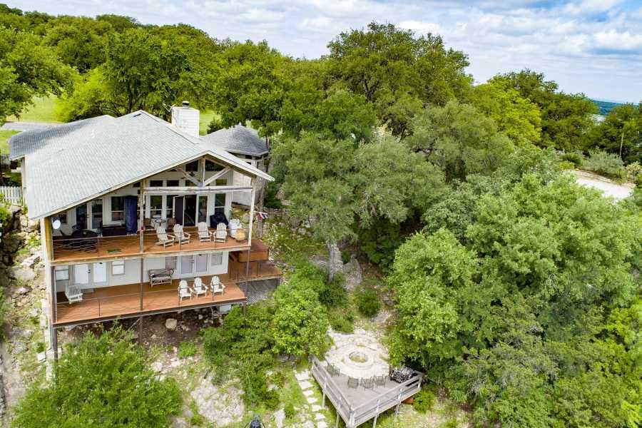 Drone Photo Spicewood TX