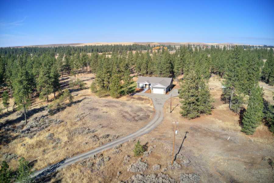 Drone Photo Spokane WA