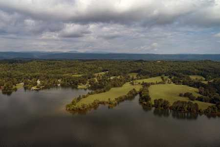 Drone Photo Spring City TN