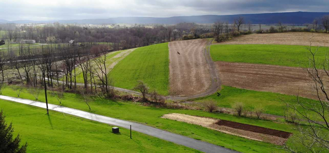 Drone Photo Spring Mills PA