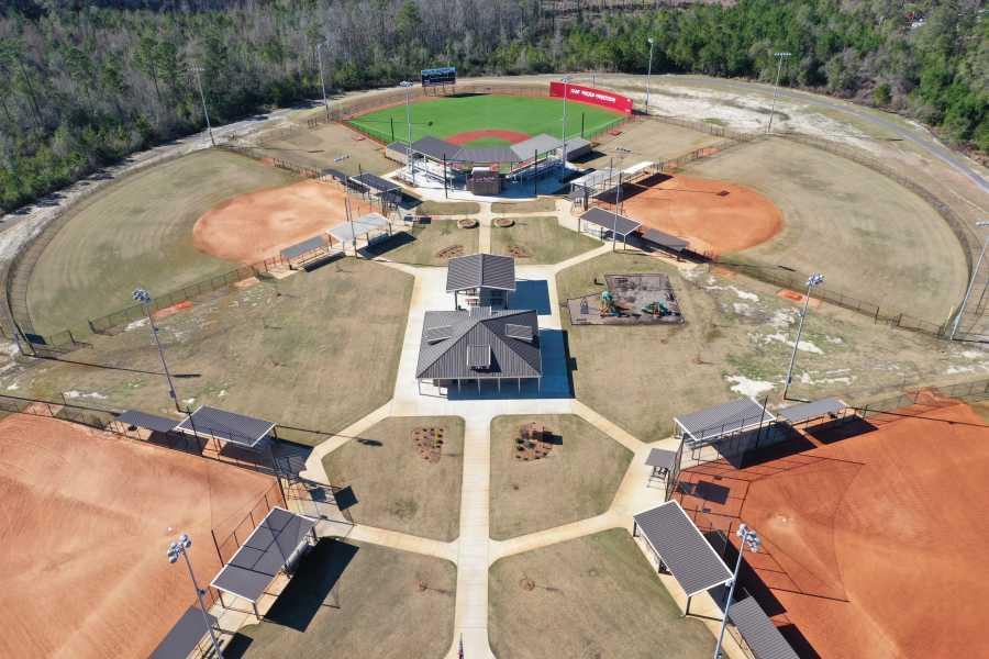 Drone Photo Springfield GA