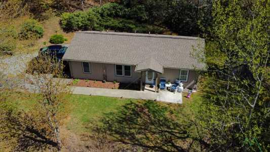 Drone Photo Spruce Pine NC
