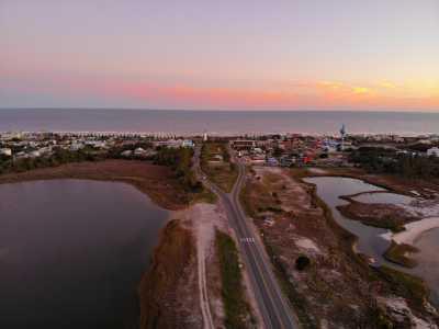 Drone Photo St George Island FL