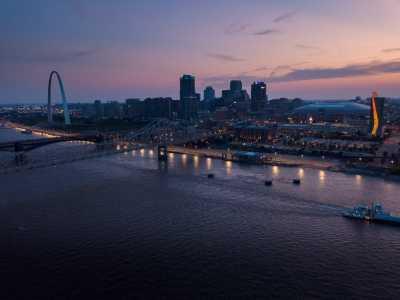 Drone Photo St. Louis MO