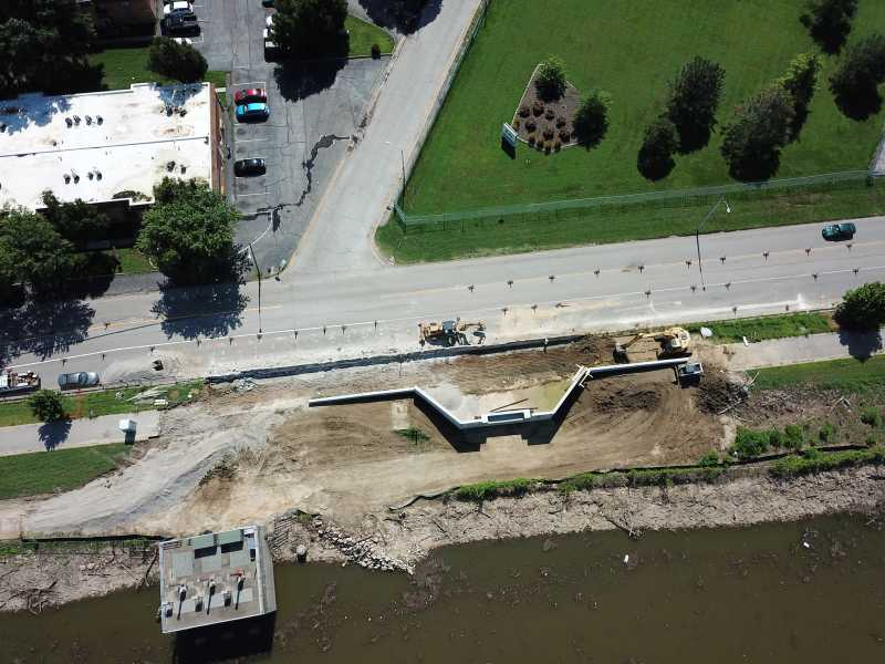 Drone Photo St Louis MO