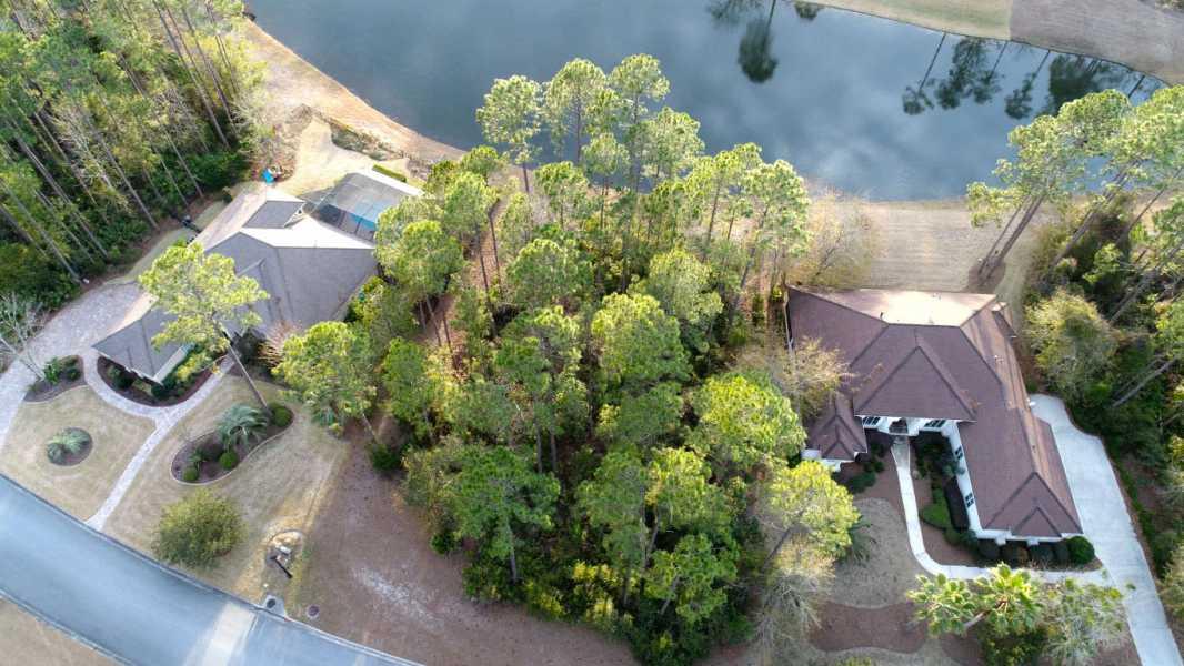 Drone Photo St Marys GA