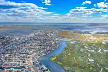 Drone Photo Stafford Township NJ