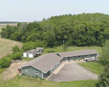 Drone Photo Star Prairie WI