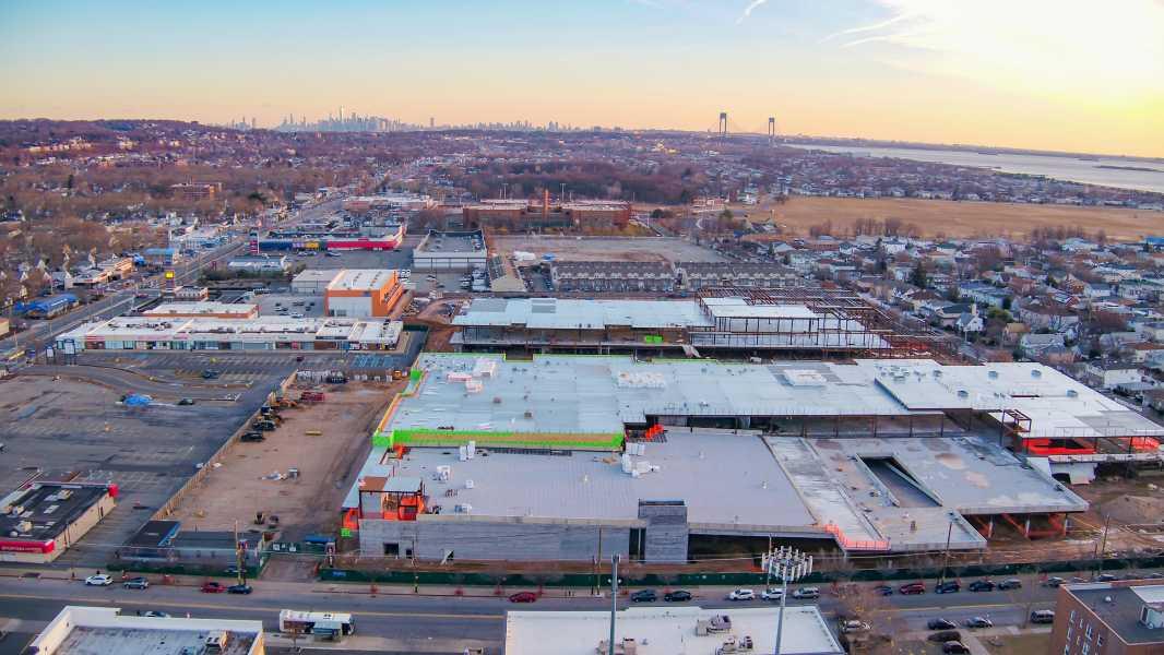 Drone Photo Staten Island NY