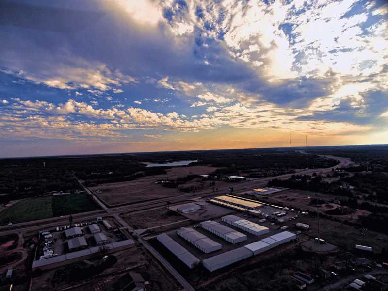 Drone Photo Stillwater OK